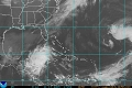 Eastern Atlantic Hurricane Satellite IR